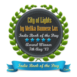 City of Lights IBD Award Winning Badge!!! :D